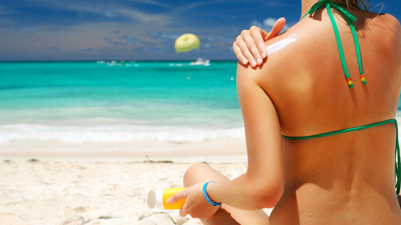 skin cancer tanning