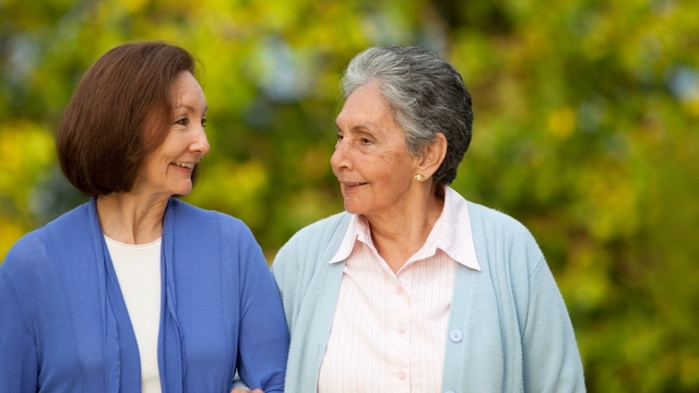 When You're a Caregiver, Stay Healthy Yourself