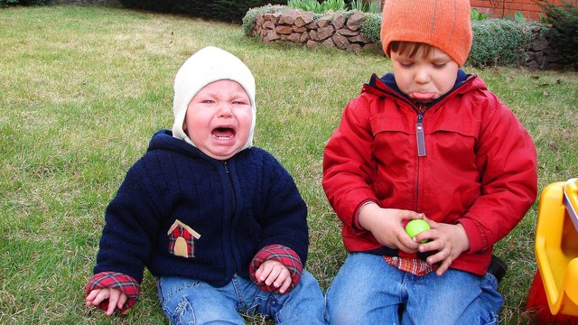 U. of  Minnesota prof says temper tantrums are normal