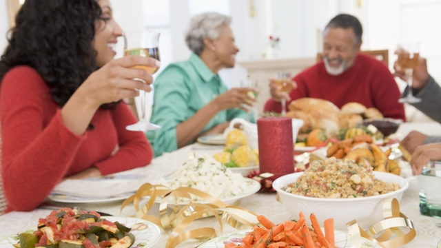 Enjoy Your Thanksgiving Dinner Without Worry About Weight Gain