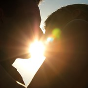 the good and bad about germs and kissing