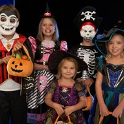 healthy tips for kids and parents at Halloween