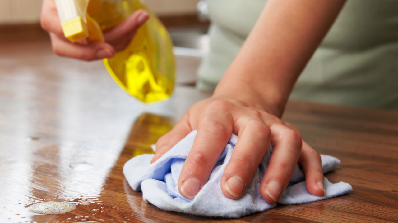 allergy free household cleaners