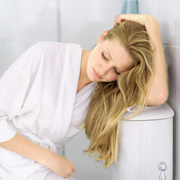 here are symptoms of urinary tract infection