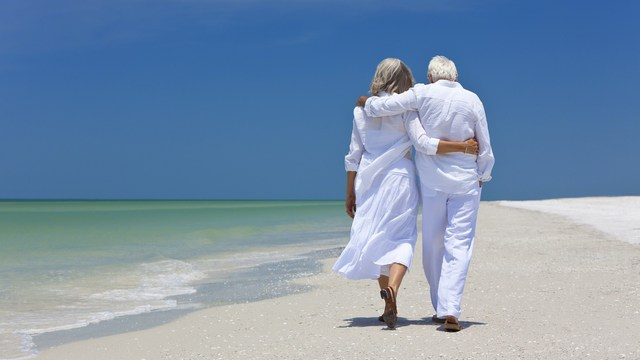 is the key to longevity plenty of walking?