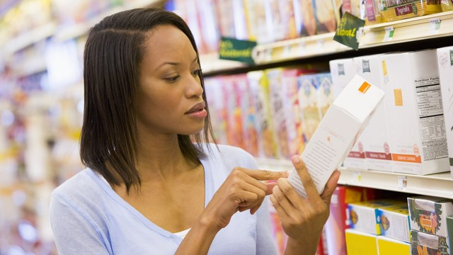 what your food label should be telling you but doesn't