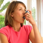 Asthma related image