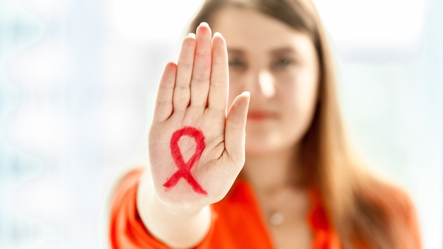 Women fight against AIDS
