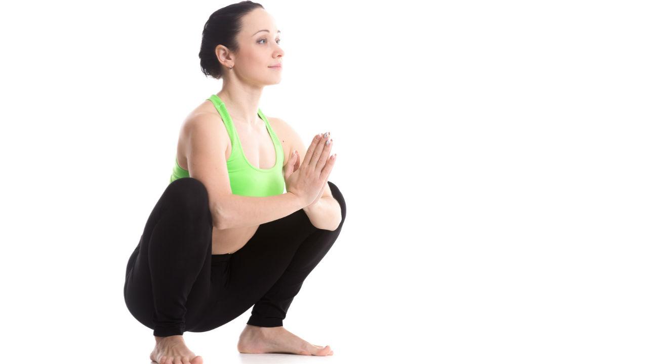 yogic squat