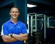 Trainer Scott Keppel