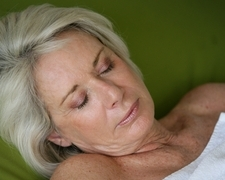 If you suffer from hot flashes or night sweats, how do you manage them?