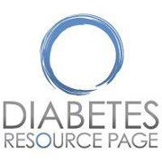 Diabetes Resource Page