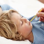 Distinguish flu symptoms from meningitis symptoms