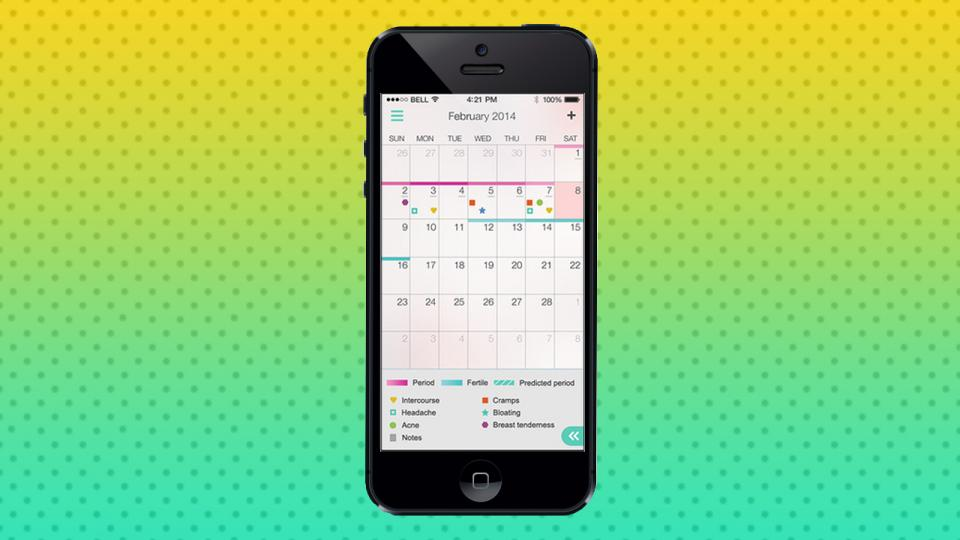 7 Apps to Track Your Period