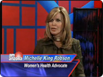 Michelle King Robson Discusses EmpowHER on AM Arizona