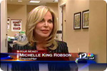 Channel 12 News in Phoenix (KPNX) reports on Health Events by EmpowHer & interviews Michelle King Robson