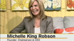 Michelle King Robson stops by the