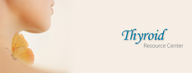 Thyroid Conditions Banner
