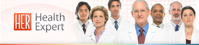 HER Health Minute Banner
